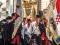 Turopoljski banderij na smjeni straže na Markovom trgu