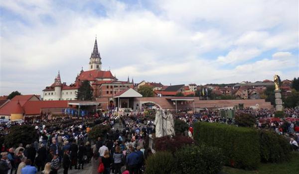 Turopoljski banderij na 23. hodočašću Hrvatske vojske, policije i branitelja