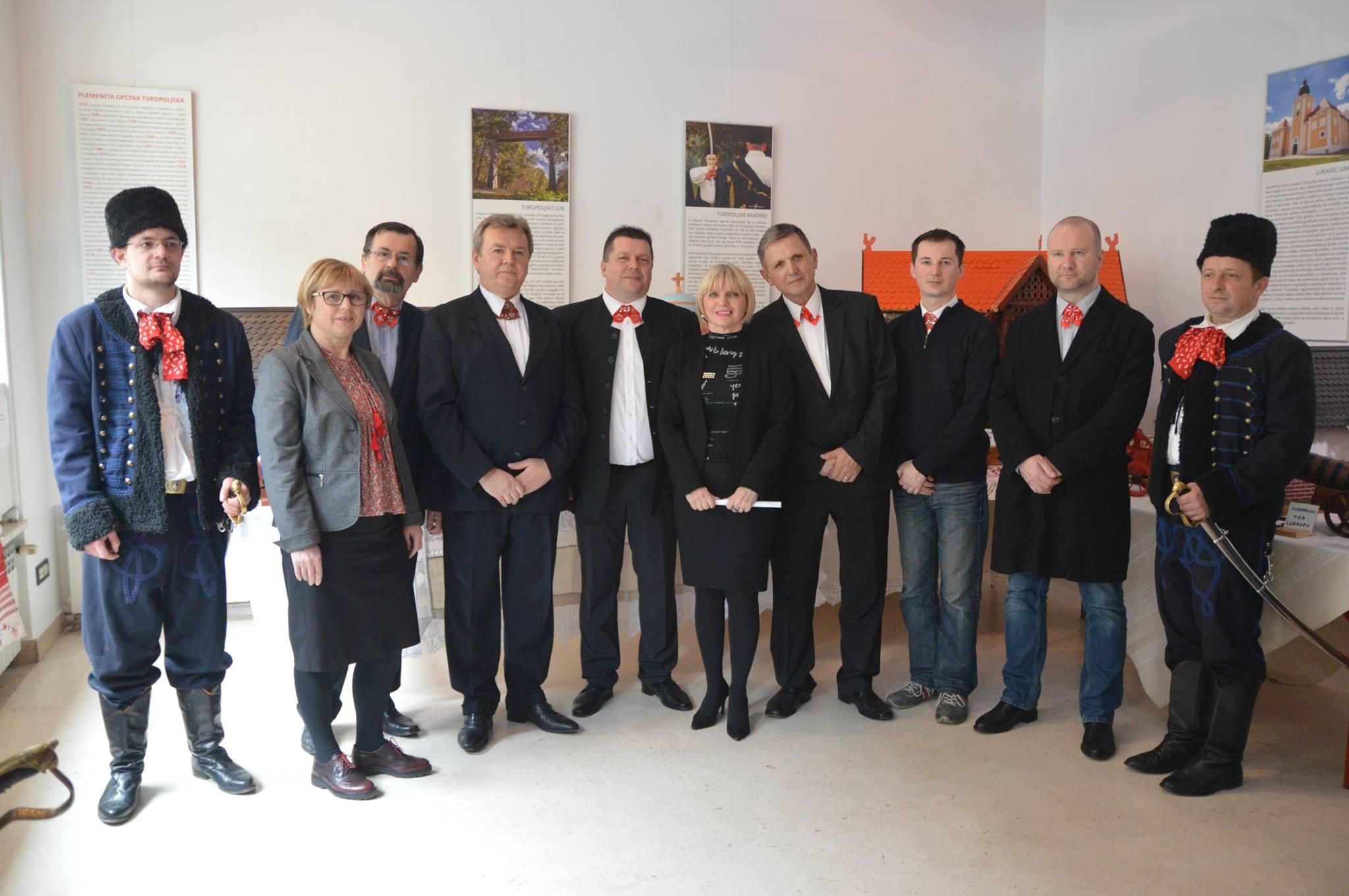 Plemenita opčina se predstavlja u Turističkoj zajednici Zagrebačke županije