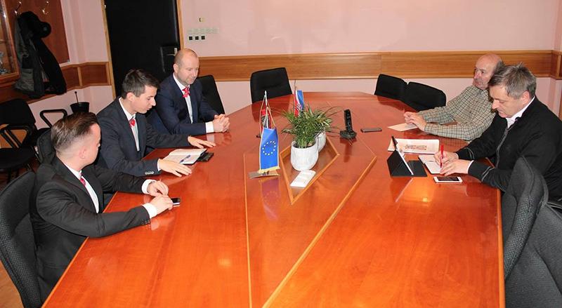 Sastanak POT-a s vodstvom Grada Velike Gorice