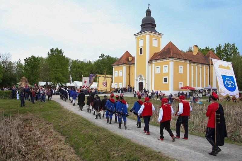 Proslava Jurjeva u Lukavec-gradu